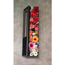 Pezsgős vegyes virágdoboz