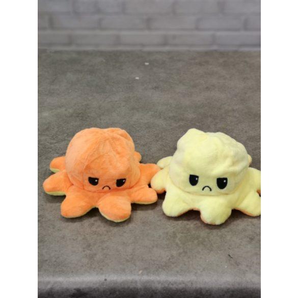 Hangulat polip sárga-narancs