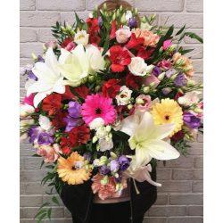 Extra nagy virágcsokor