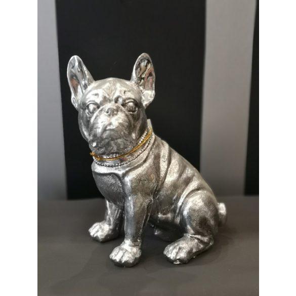 Kutya ezüst színű