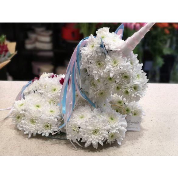 Virágunikornis
